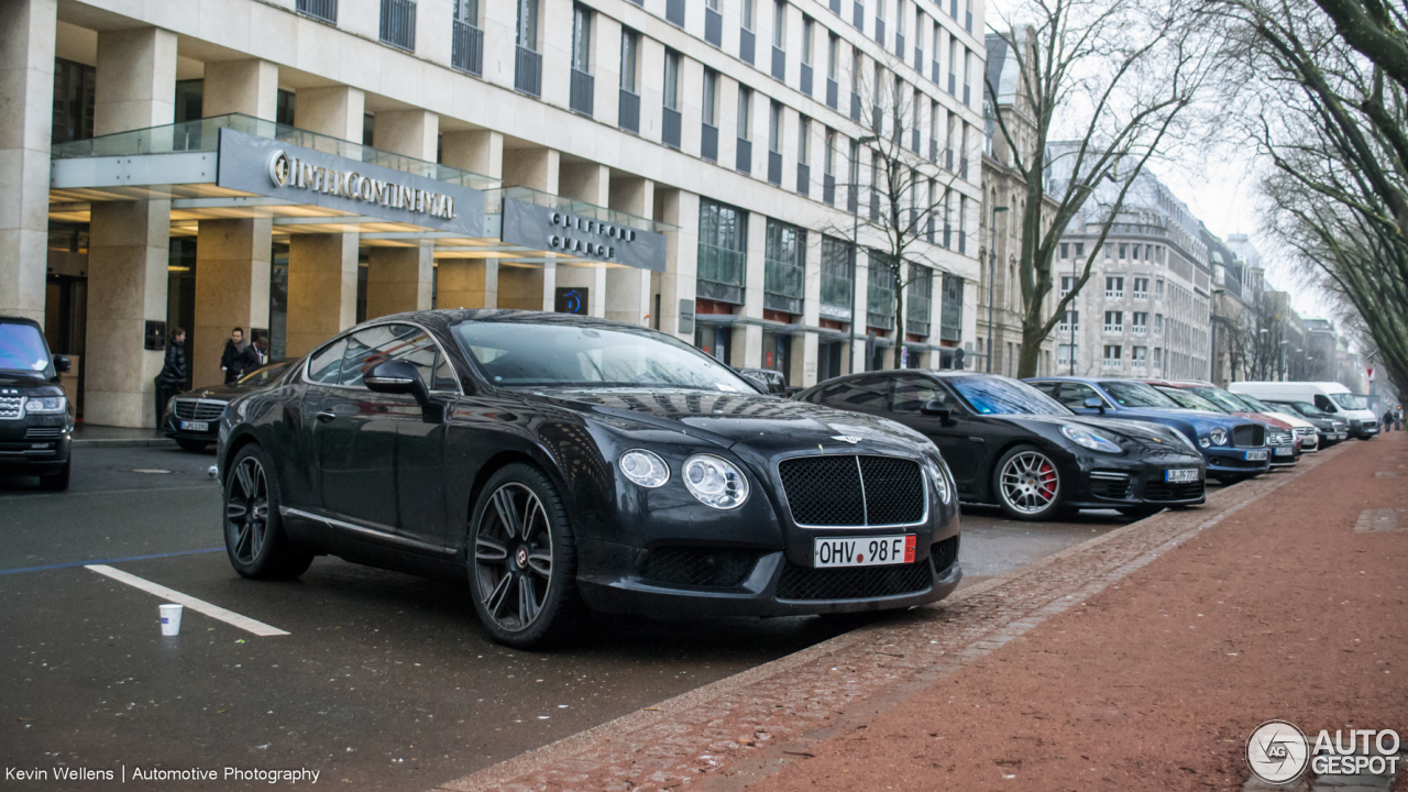 Bentley Continental GT V8 9