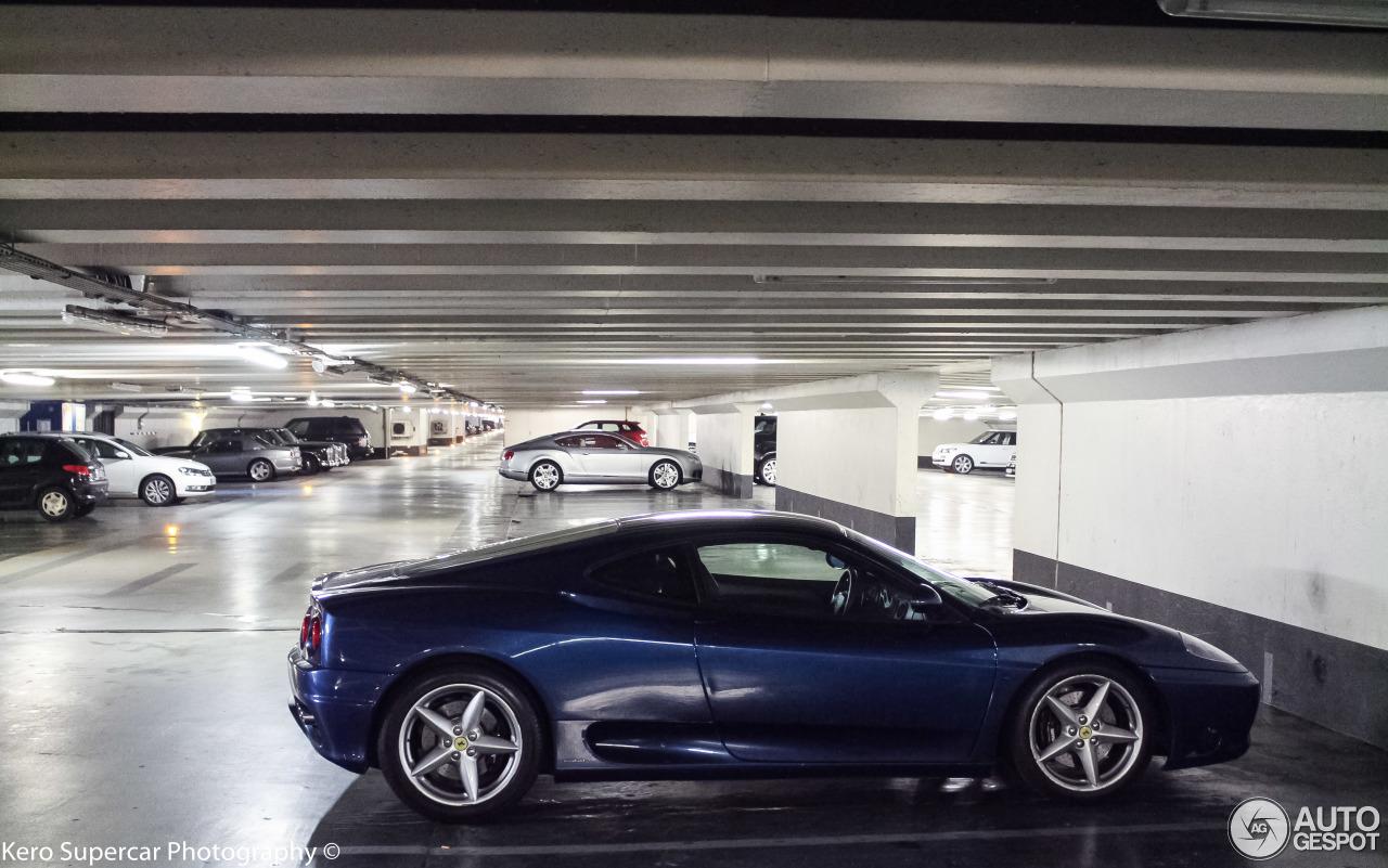 Ferrari 360 Modena 4