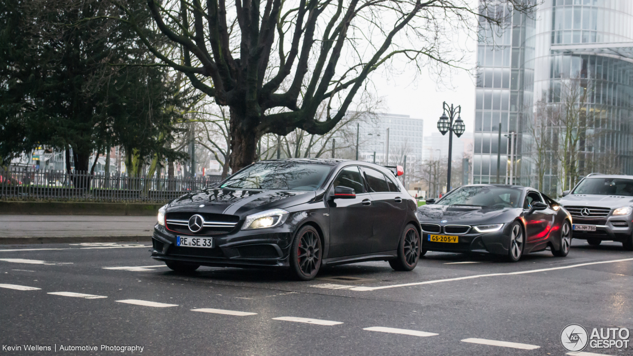 Mercedes-Benz A 45 AMG Edition 1 1
