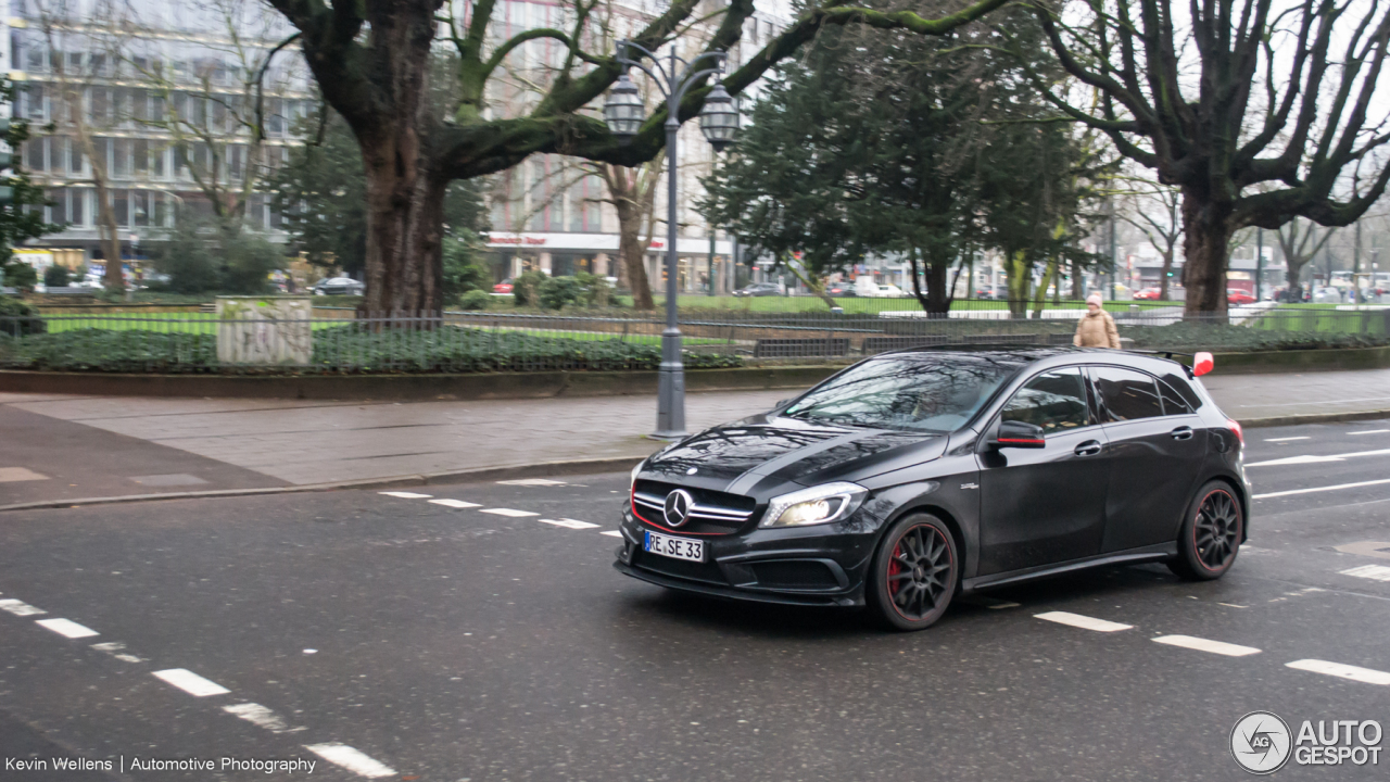 Mercedes-Benz A 45 AMG Edition 1 3