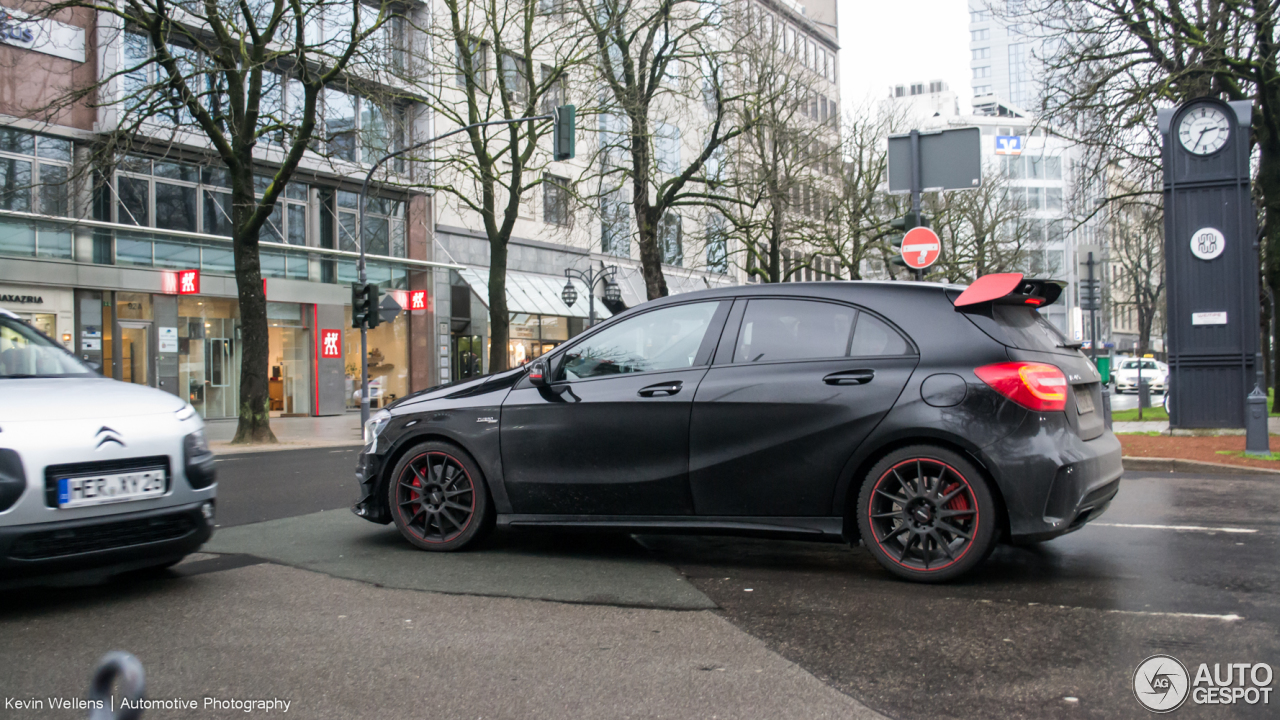 Mercedes-Benz A 45 AMG Edition 1 4