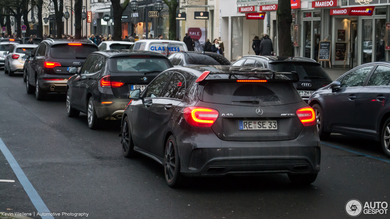 Mercedes-Benz A 45 AMG Edition 1 6