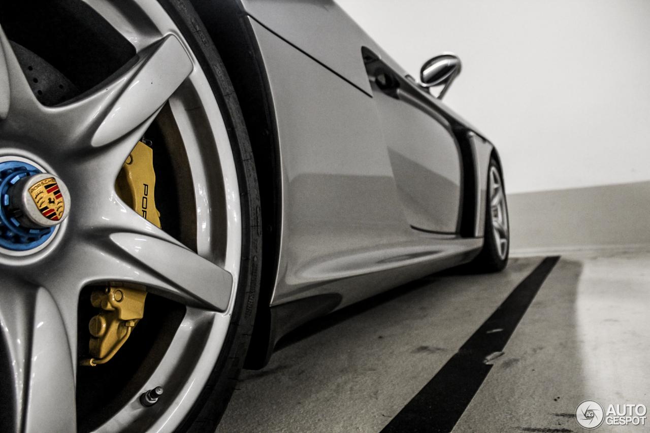 Porsche Carrera GT 9