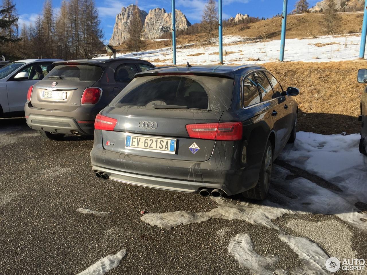 Audi S6 Avant C7 1