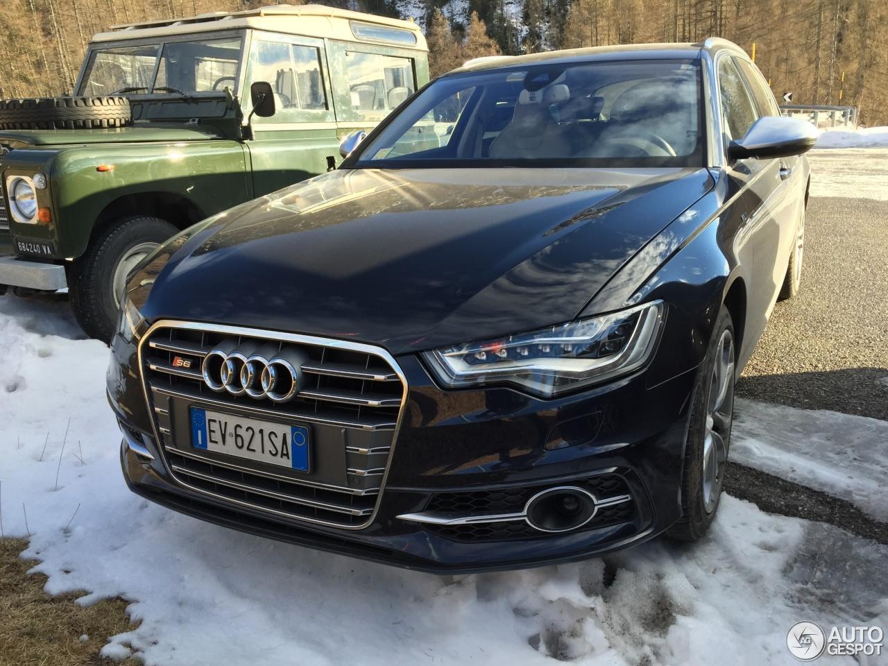 Audi S6 Avant C7 4