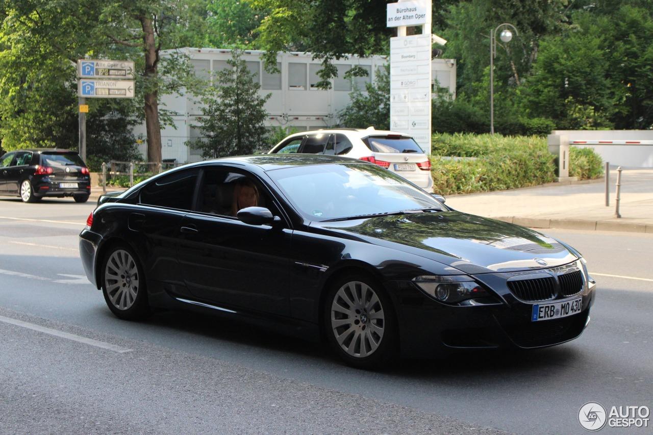 BMW M6 E63 2