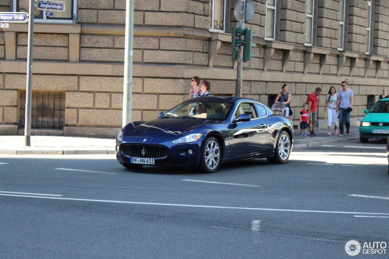 Maserati GranTurismo 4