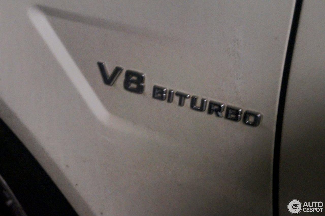 Mercedes-Benz CLS 63 AMG X218 Shooting Brake 6