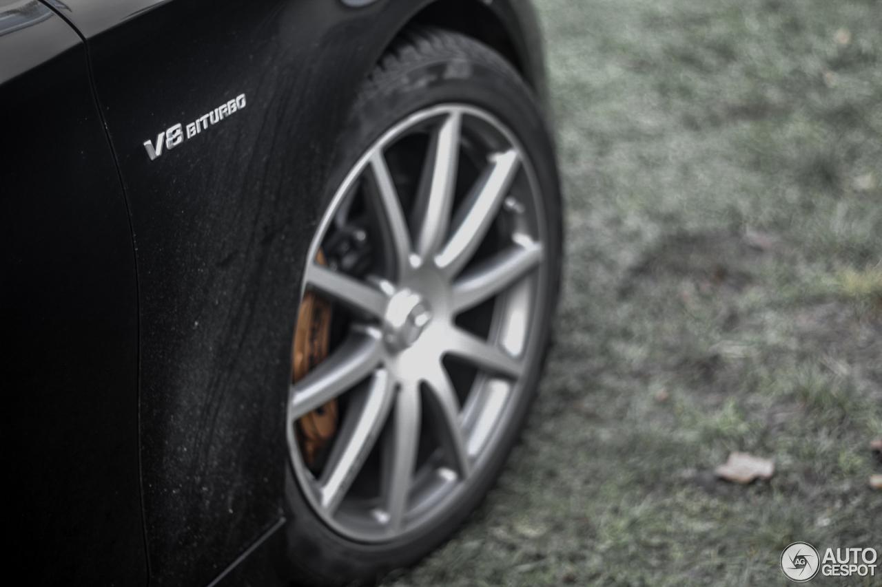 Mercedes-Benz S 63 AMG Coupé C217 10