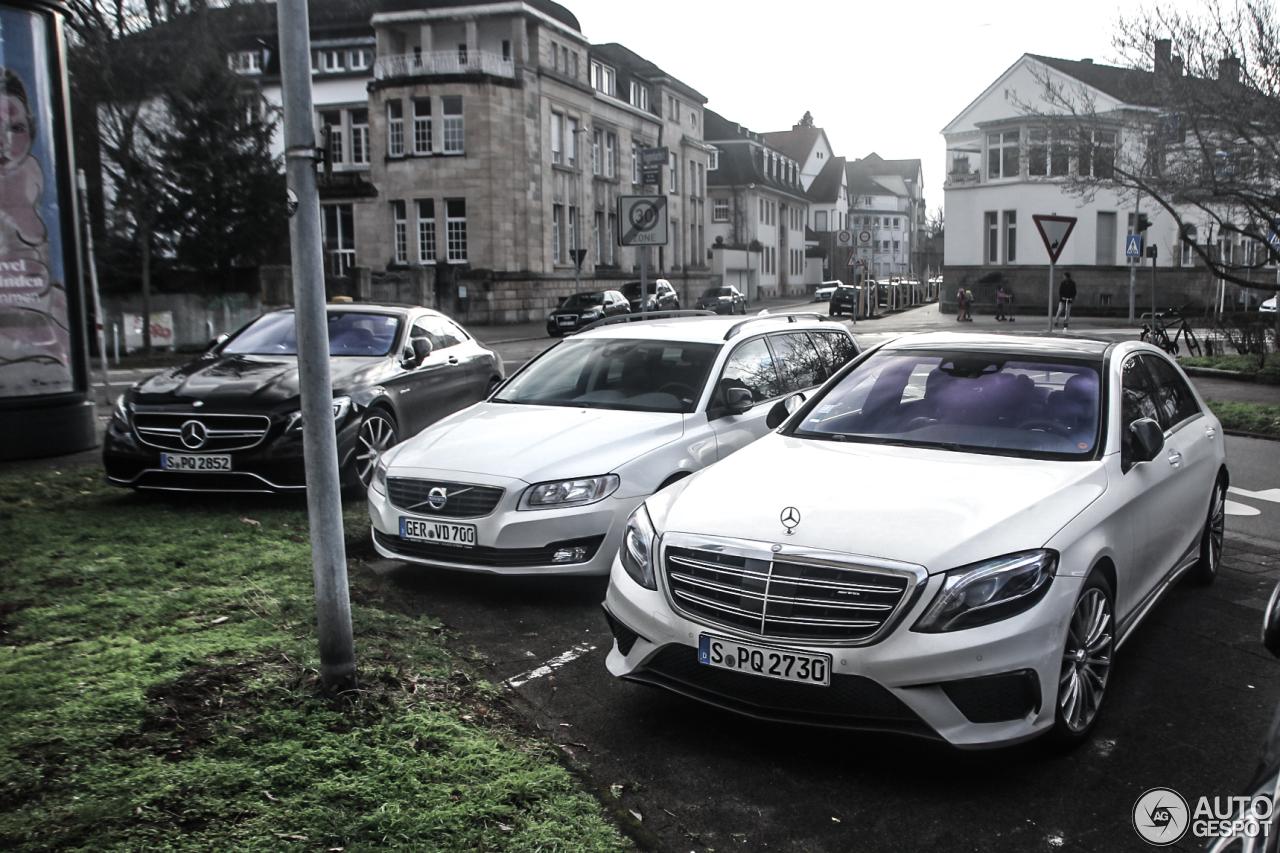 Mercedes-Benz S 63 AMG Coupé C217 7