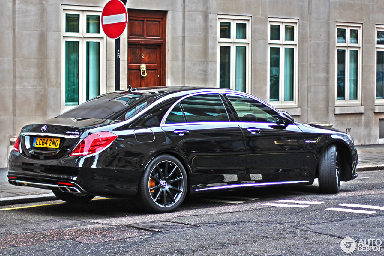 Mercedes Benz S 65 Amg V222 24 January 2016 Autogespot