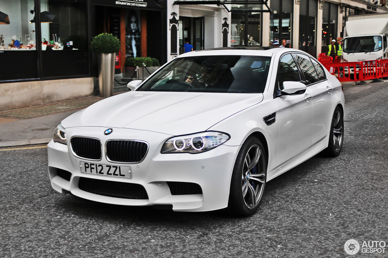 Bmw M5 F10 2011 25 January 2016 Autogespot