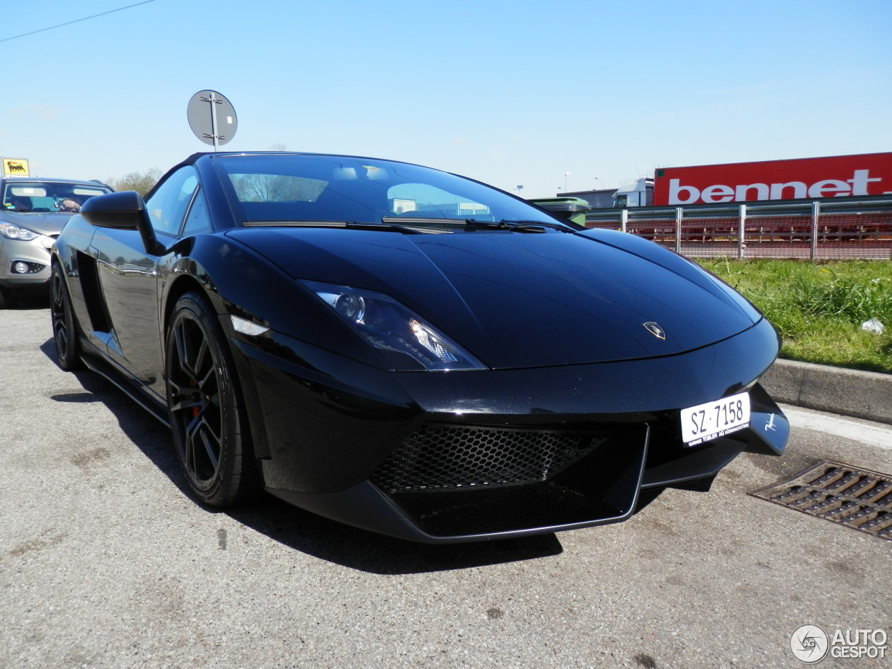 Lamborghini Gallardo LP570-4 Spyder Performante 1