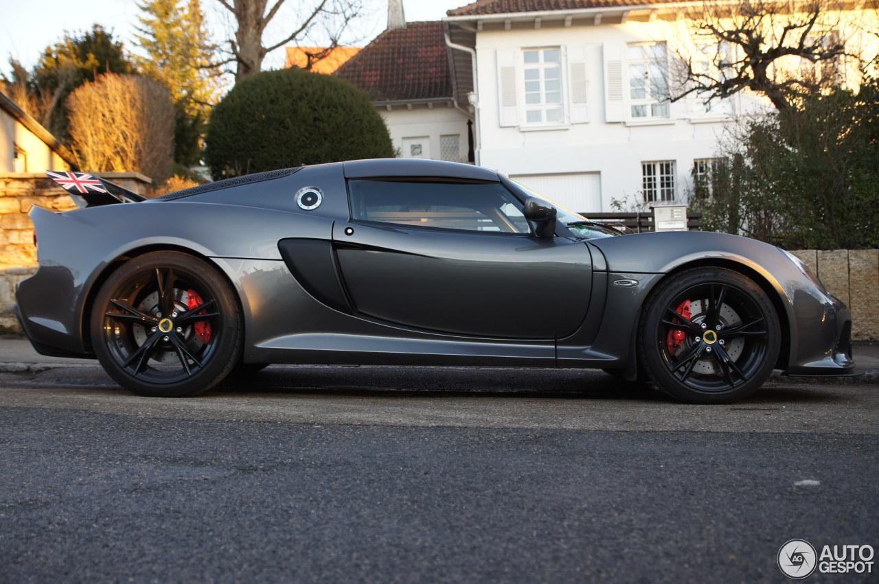 Lotus Exige S 2012 10