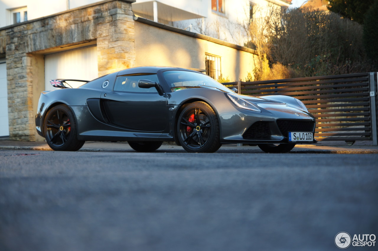 Lotus Exige S 2012 3