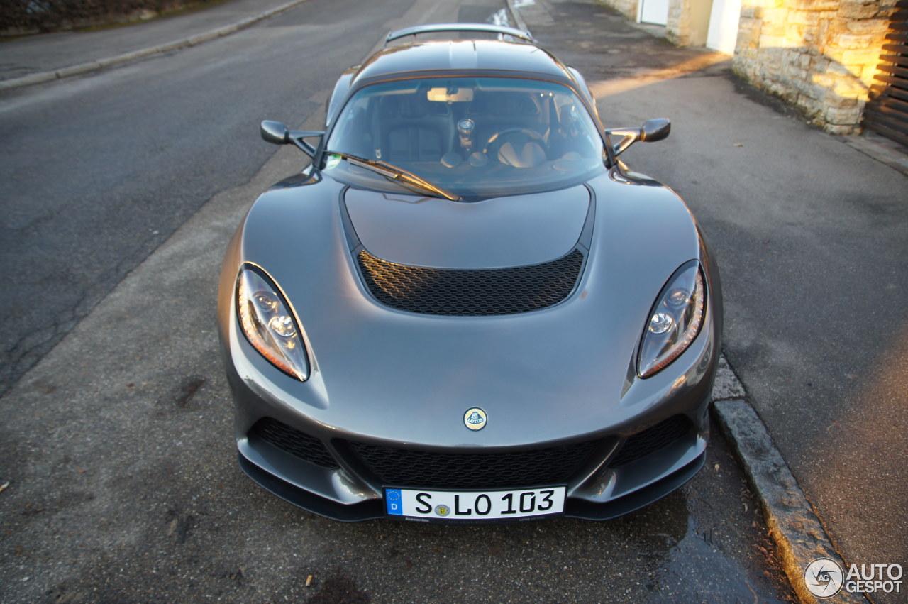 Lotus Exige S 2012 4