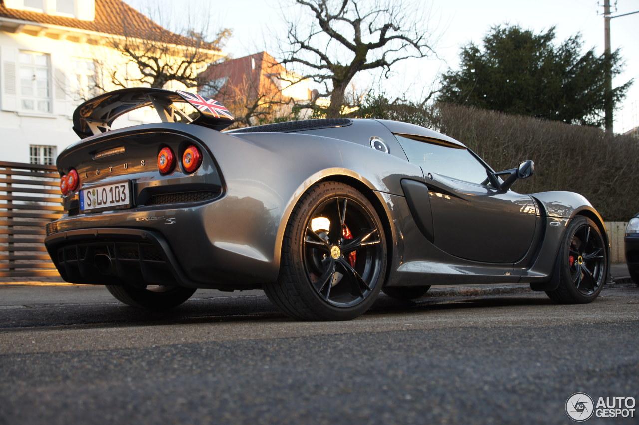 Lotus Exige S 2012 9