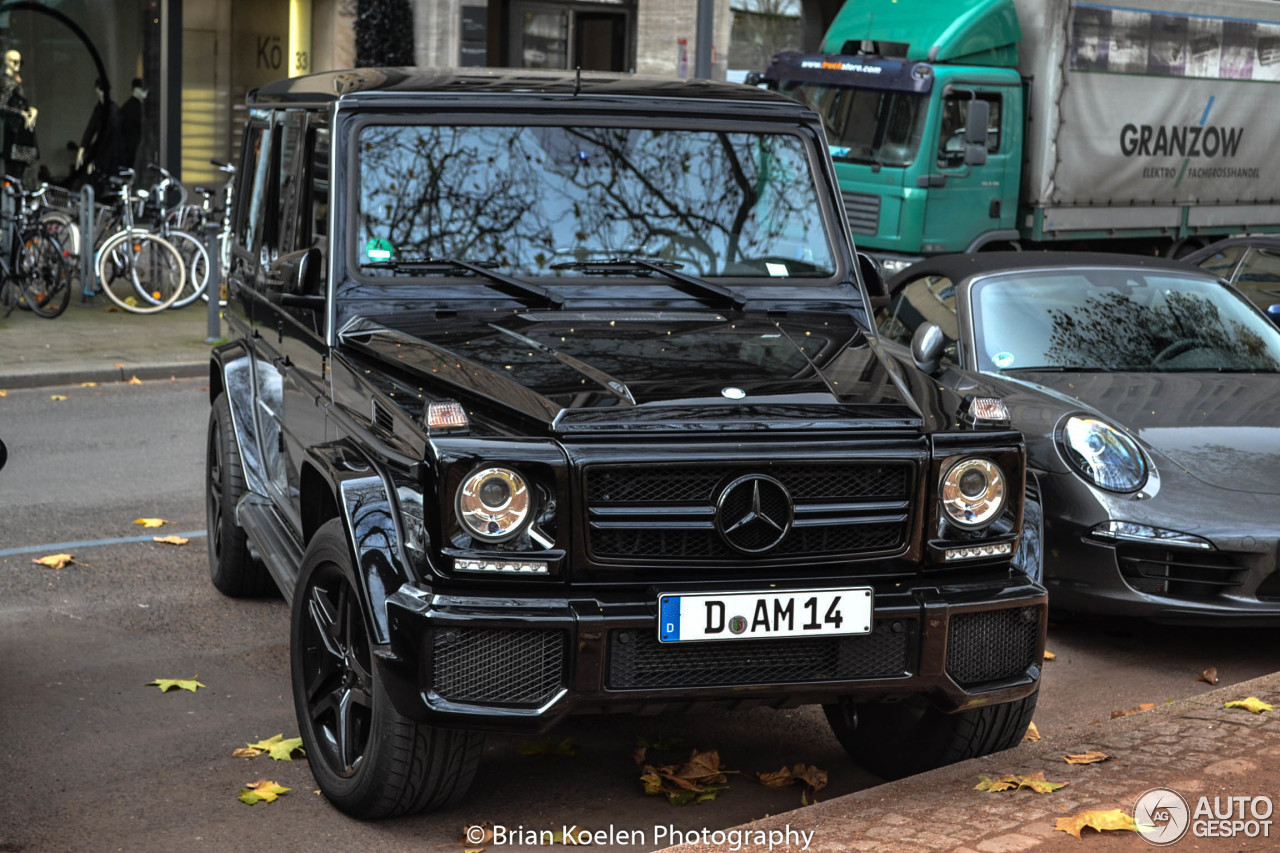 Mercedes-Benz G 63 AMG 2012 2