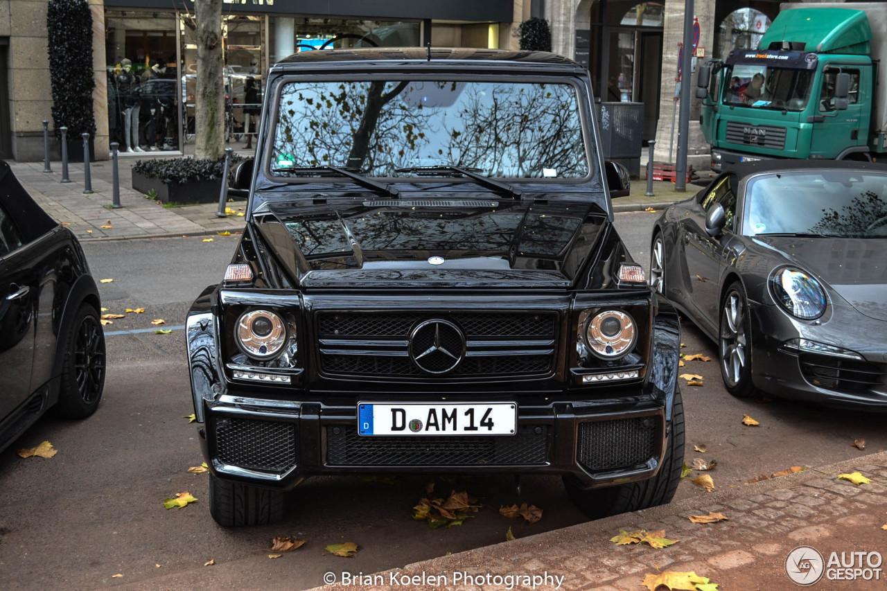 Mercedes-Benz G 63 AMG 2012 3