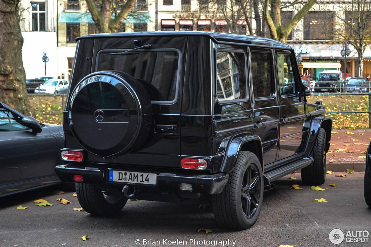 Mercedes-Benz G 63 AMG 2012 7