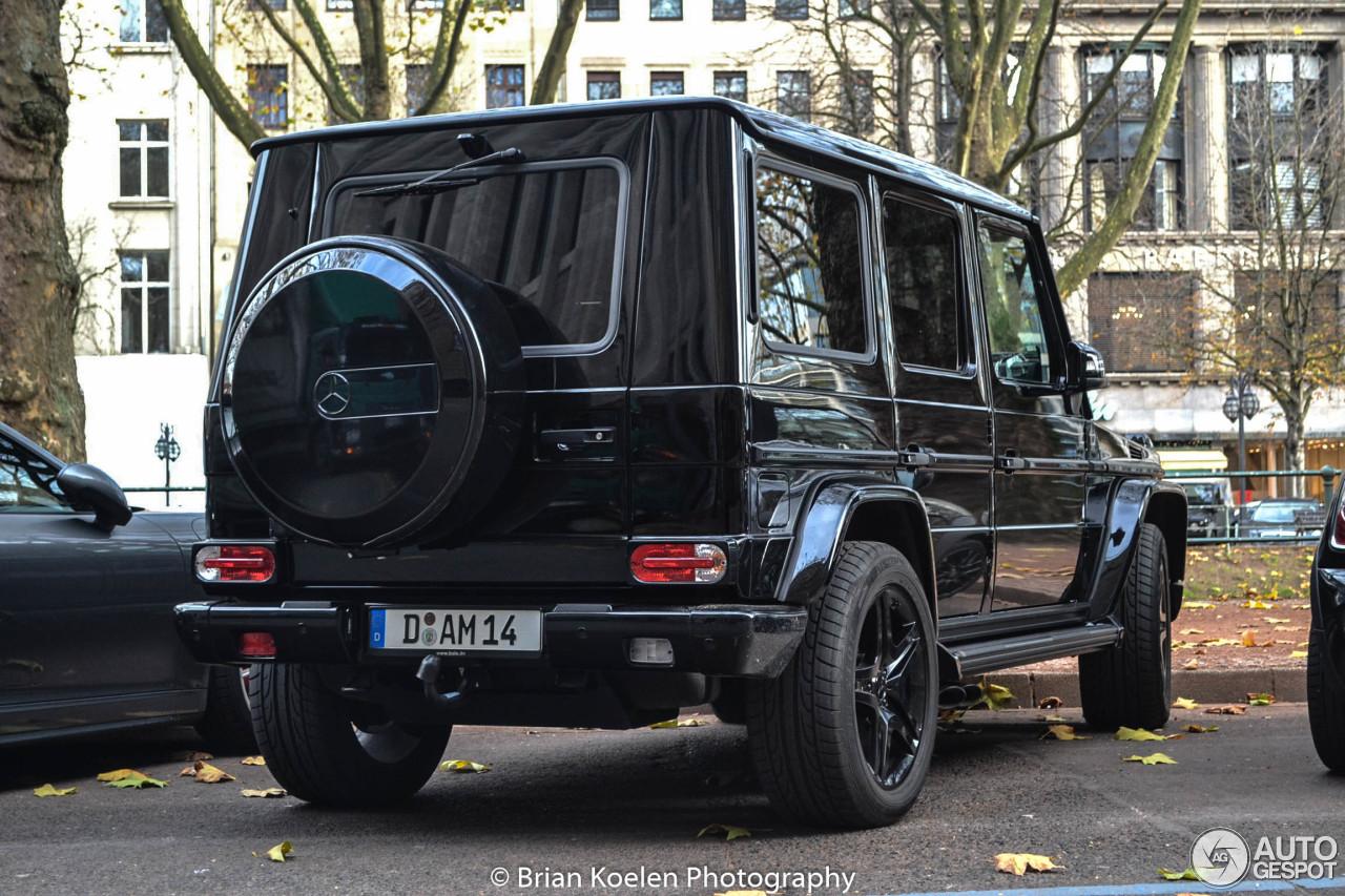 Mercedes-Benz G 63 AMG 2012 9