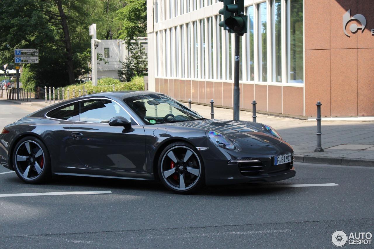 Porsche 991 50th Anniversary Edition 2
