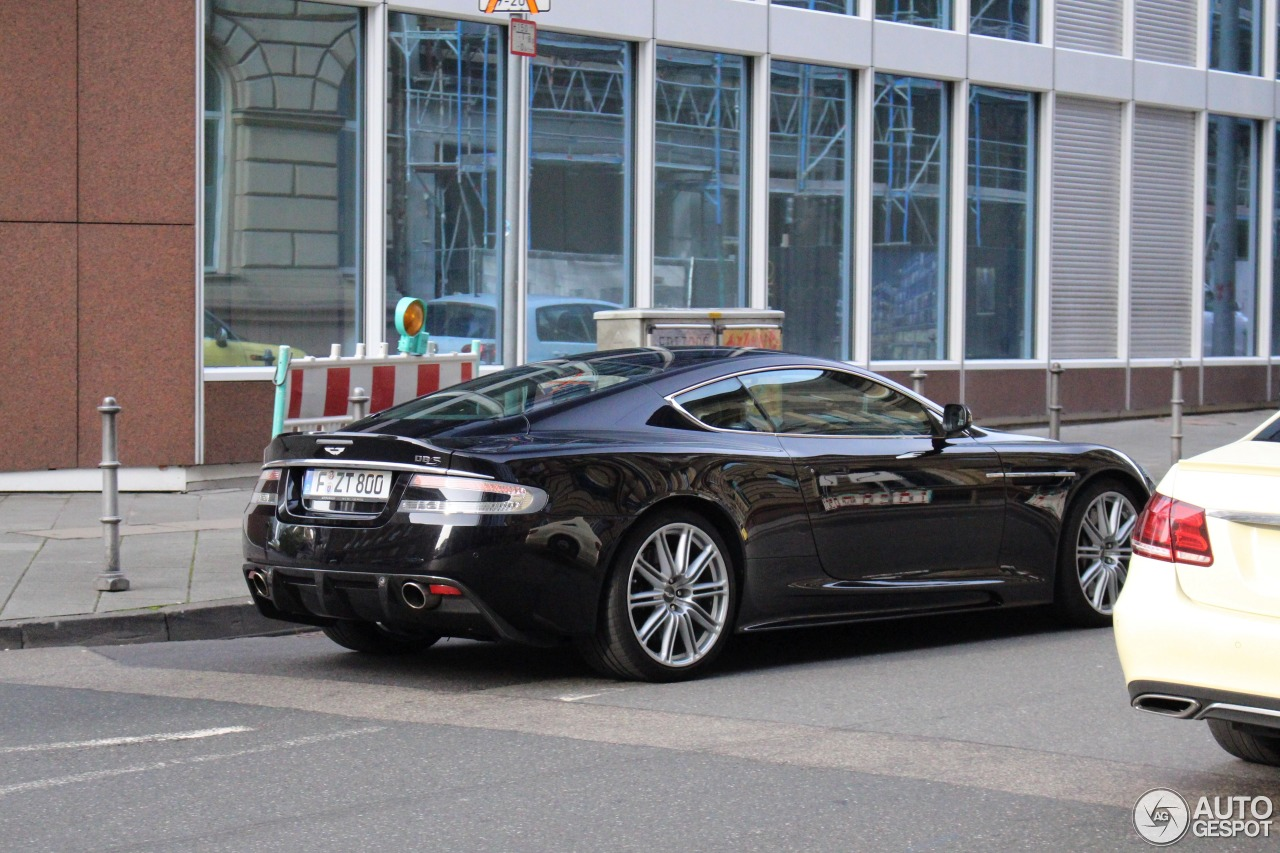 Aston Martin DBS 5