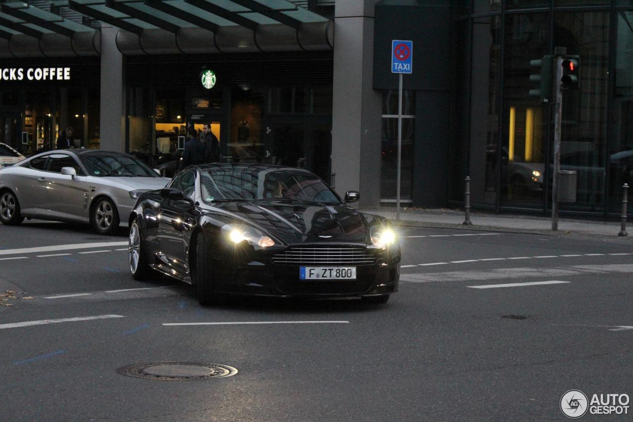 Aston Martin DBS 7