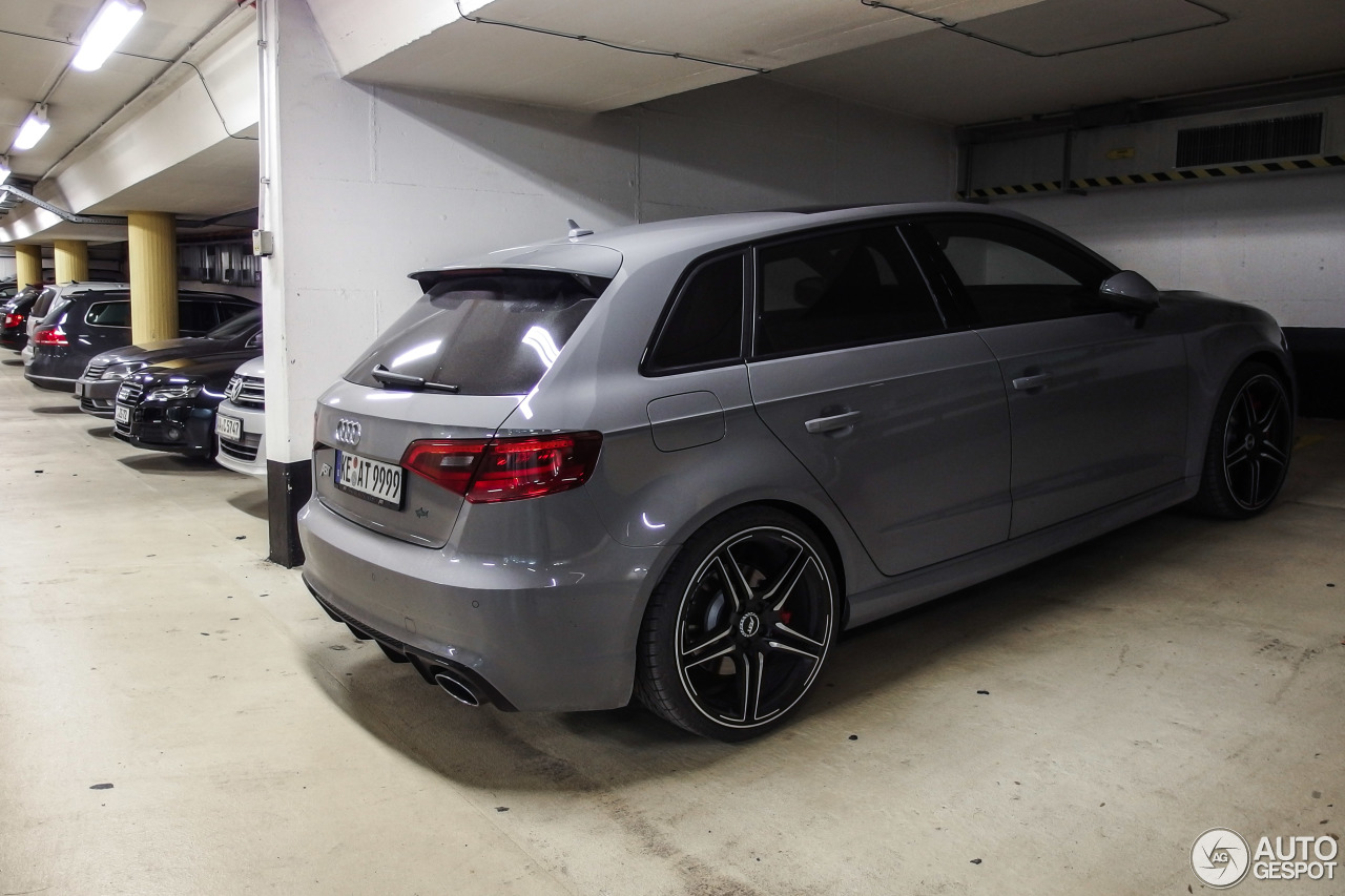 Audi ABT RS3 Sportback 8V - 26 January 2016 - Autogespot