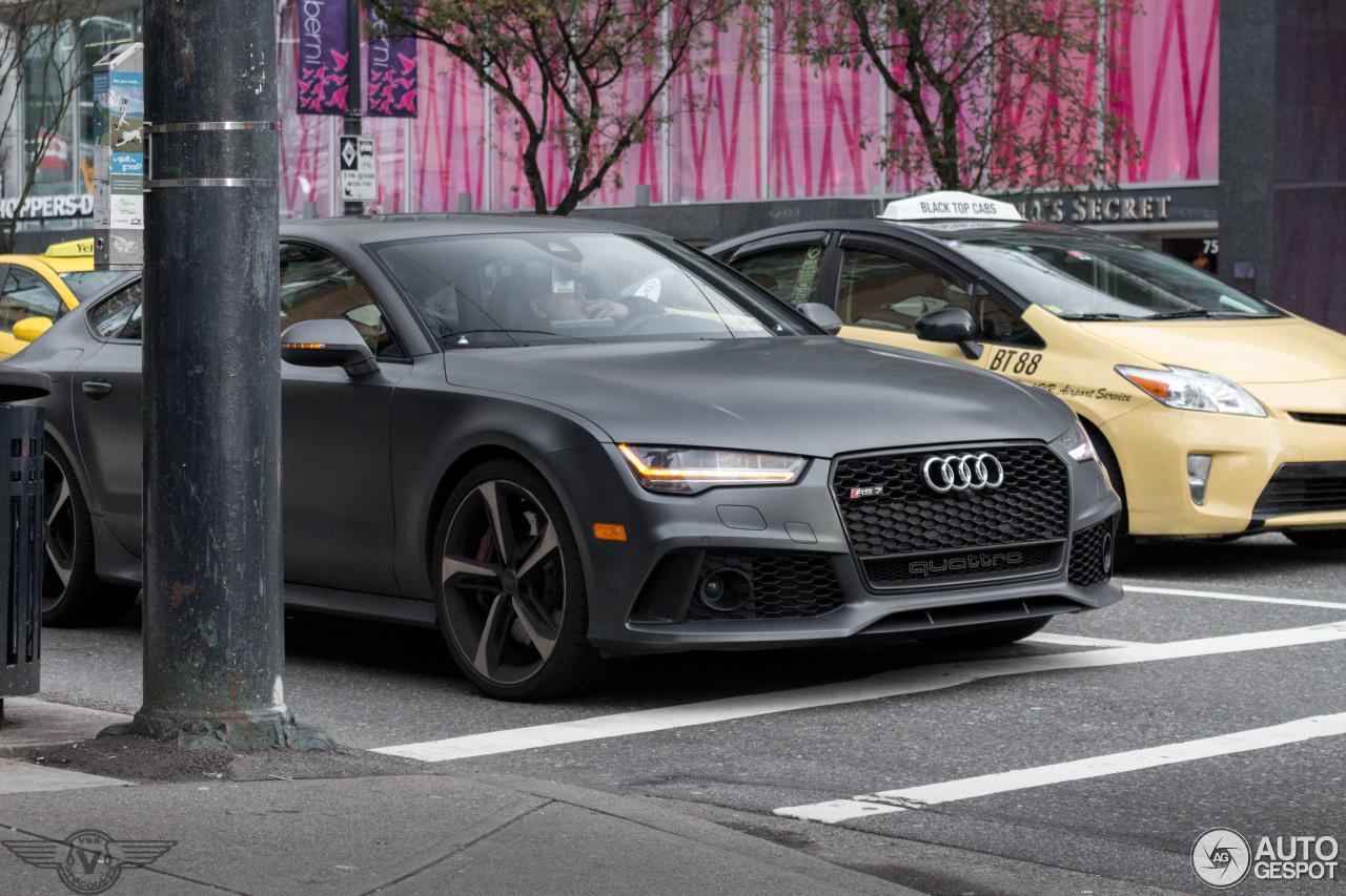 Audi RS7 Sportback 2015 1