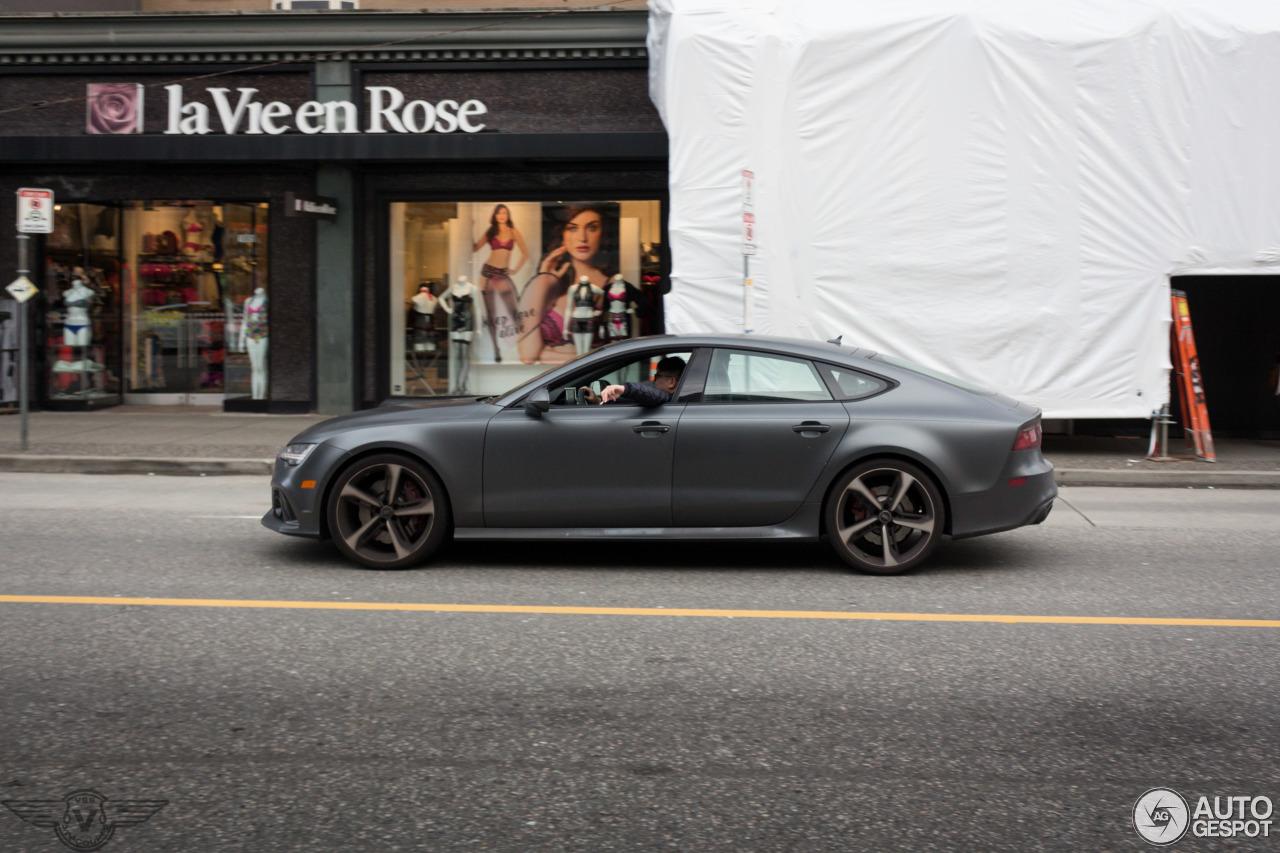 Audi RS7 Sportback 2015 3