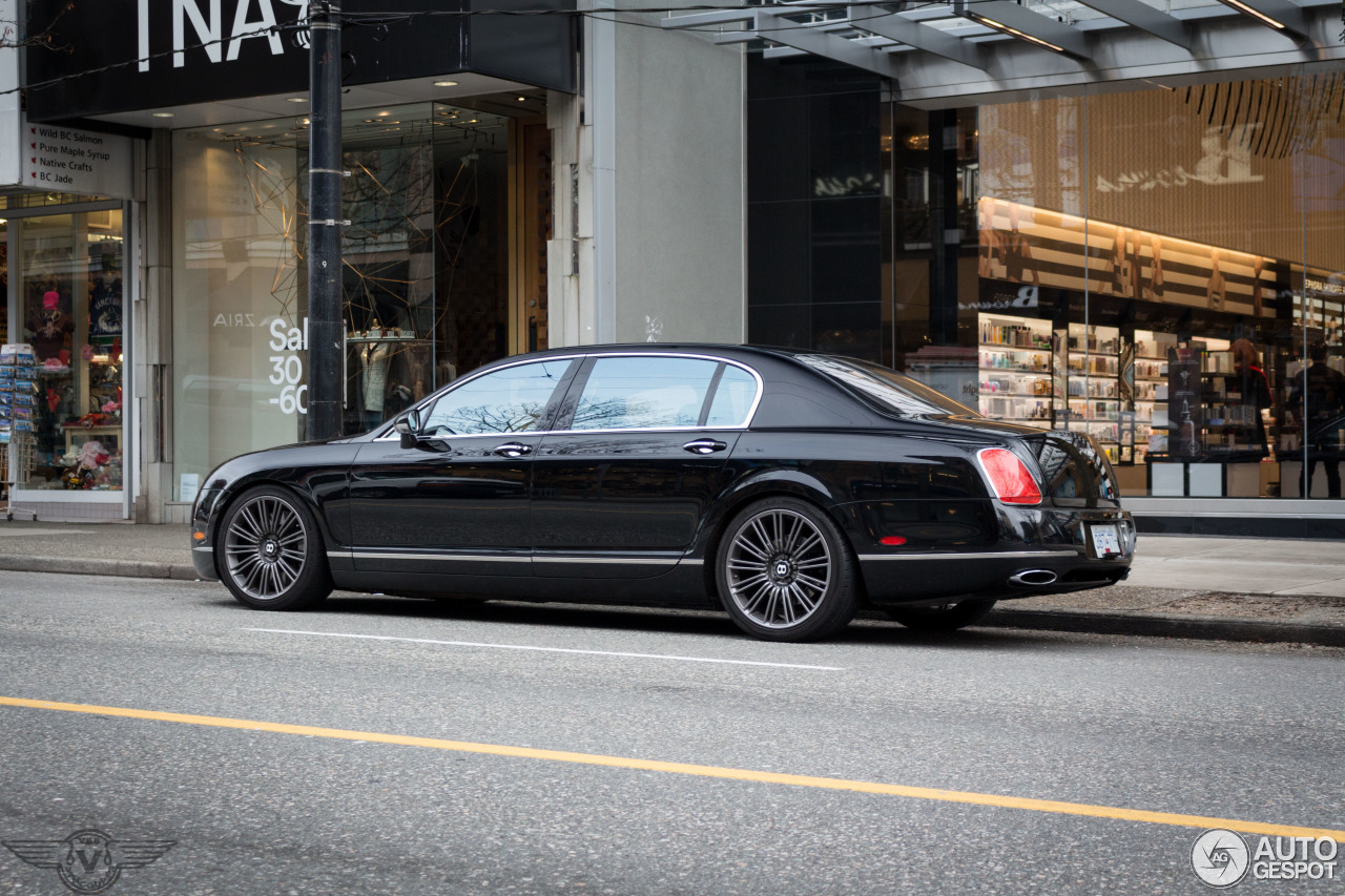 bentley continental flying spur speed 26 january 2016 autogespot. Cars Review. Best American Auto & Cars Review