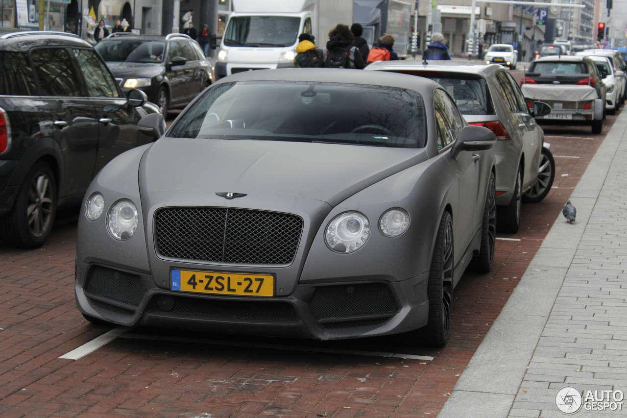 Bentley Continental Gt Speed 2012 Vorsteiner Br10 Rs 26
