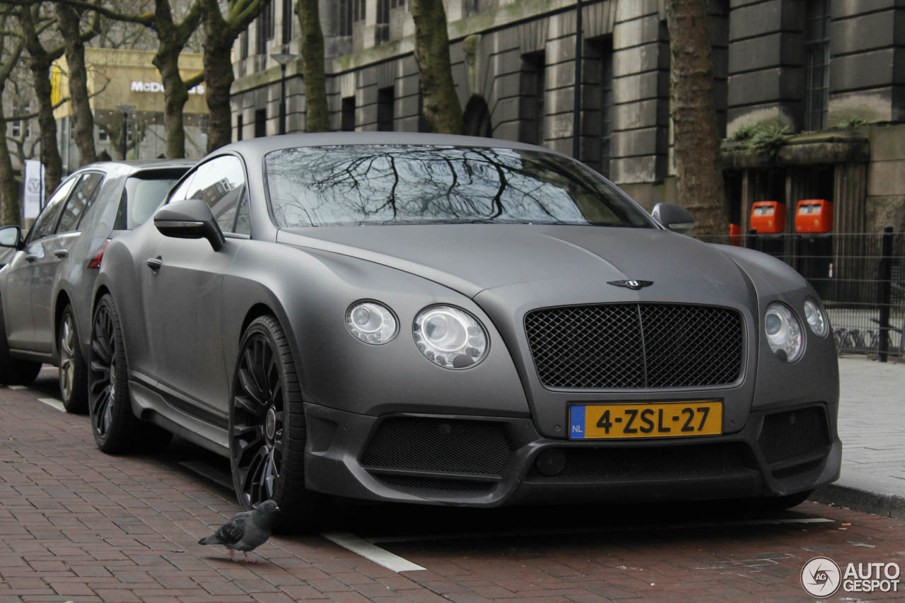 bentley continental gt speed 2012 vorsteiner br10 rs 26 january 2016. Cars Review. Best American Auto & Cars Review