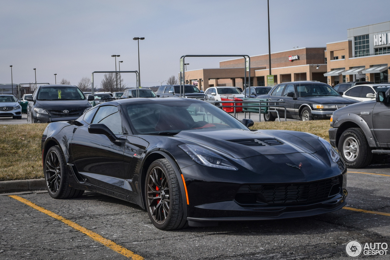 chevrolet corvette c7 z06 26 january 2016 autogespot. Black Bedroom Furniture Sets. Home Design Ideas