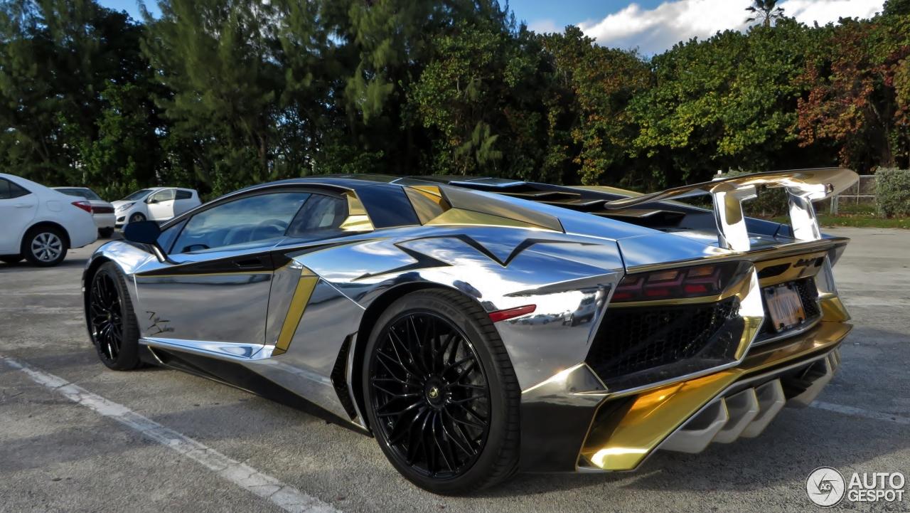 Lamborghini Aventador Lp750 4 Superveloce 26 January