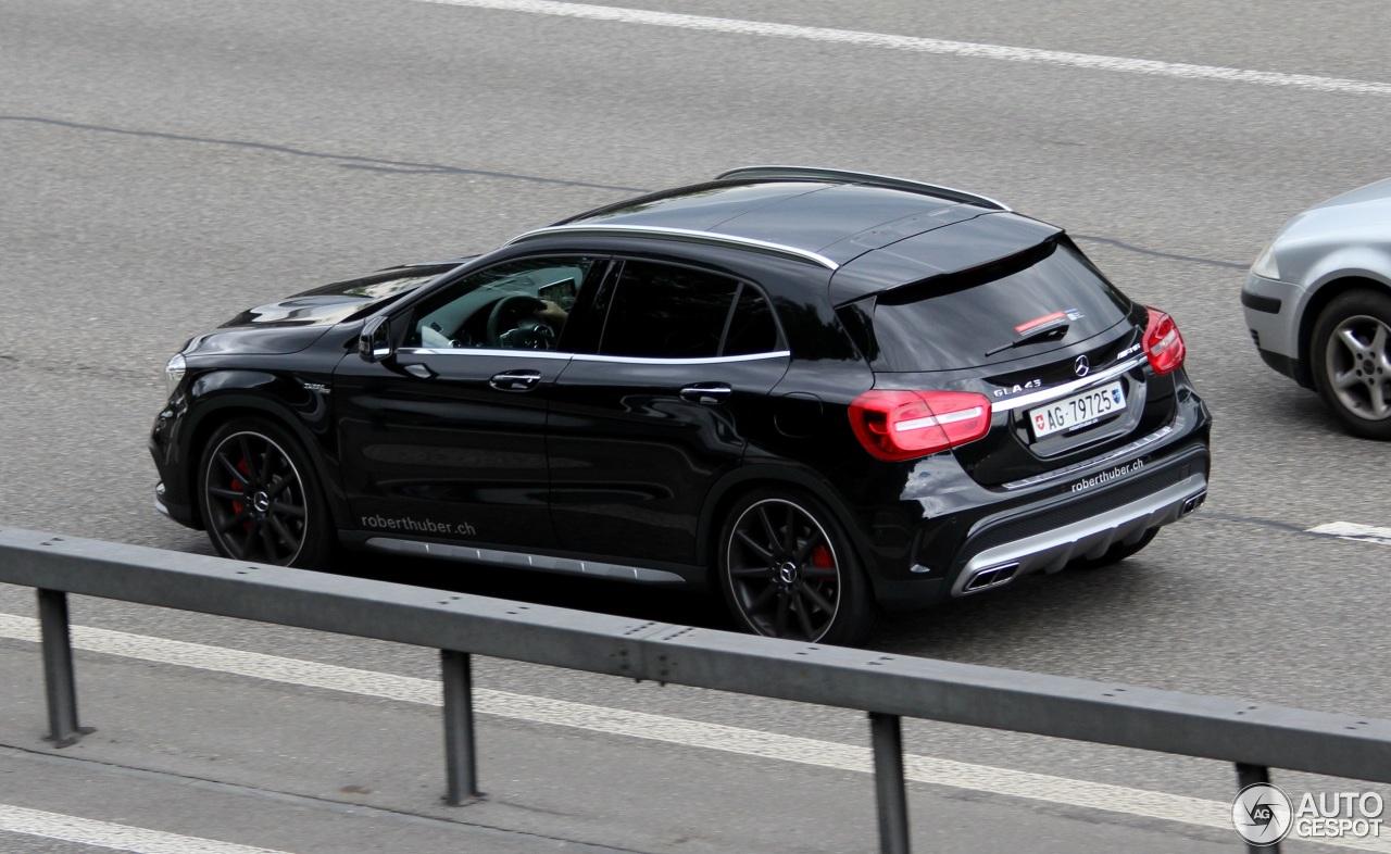 Mercedes benz gla 45 amg x156 26 january 2016 autogespot for 2016 mercedes benz gla