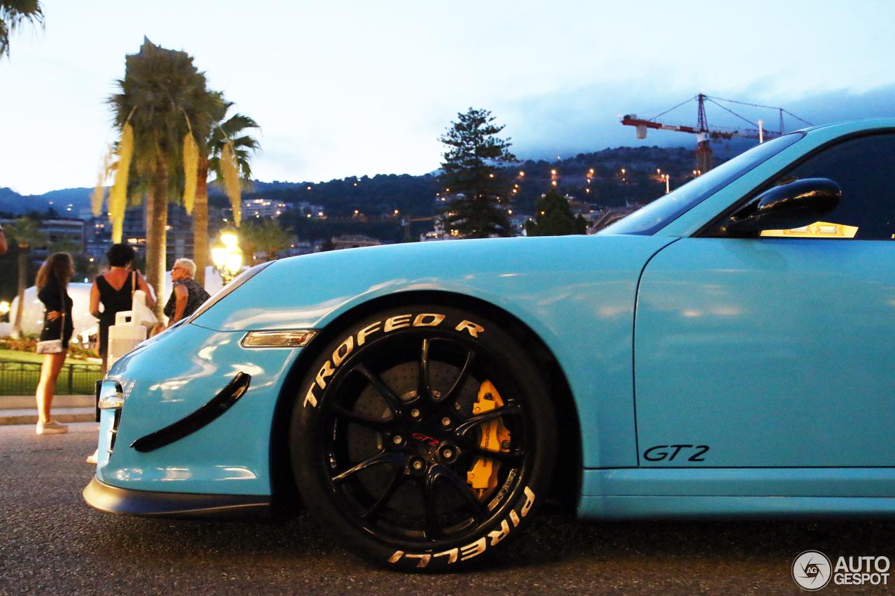 Porsche 997 GT2 4
