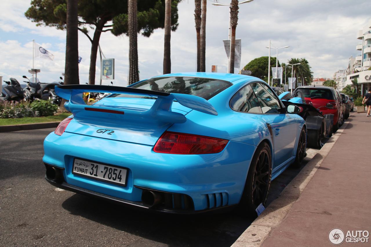 Porsche 997 GT2 5