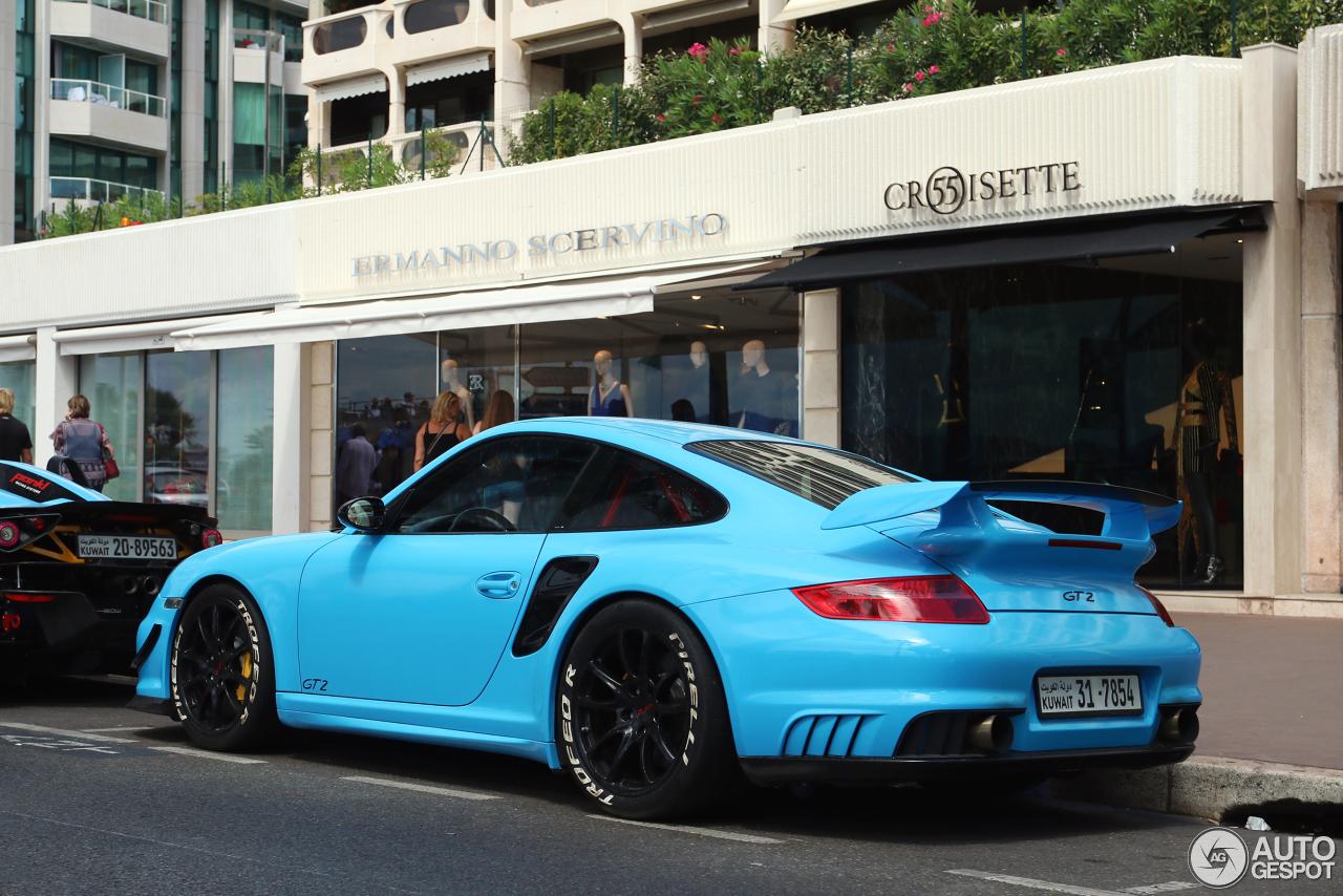 Porsche 997 GT2 7