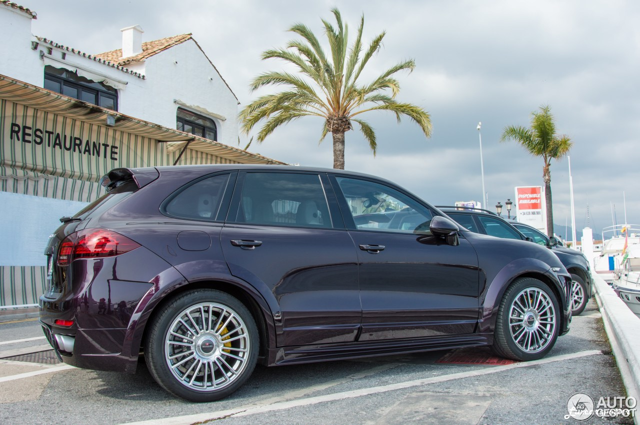 porsche mansory 958 cayenne 26 january 2016 autogespot. Black Bedroom Furniture Sets. Home Design Ideas