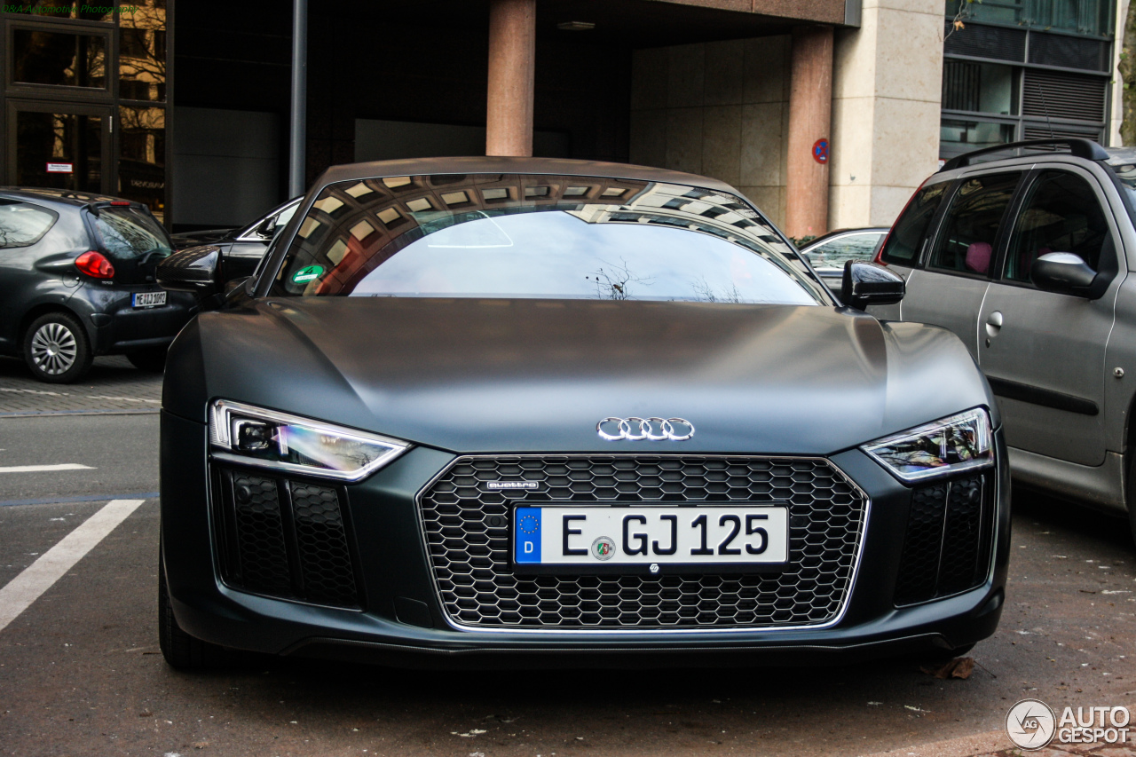 Audi r8 spyder for sale brand new 15