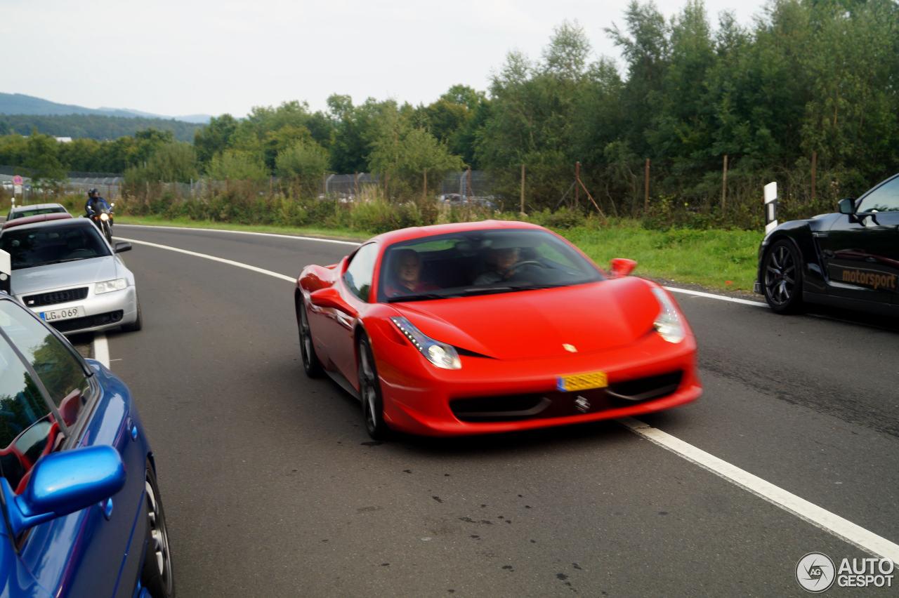 Ferrari 458 Italia 9