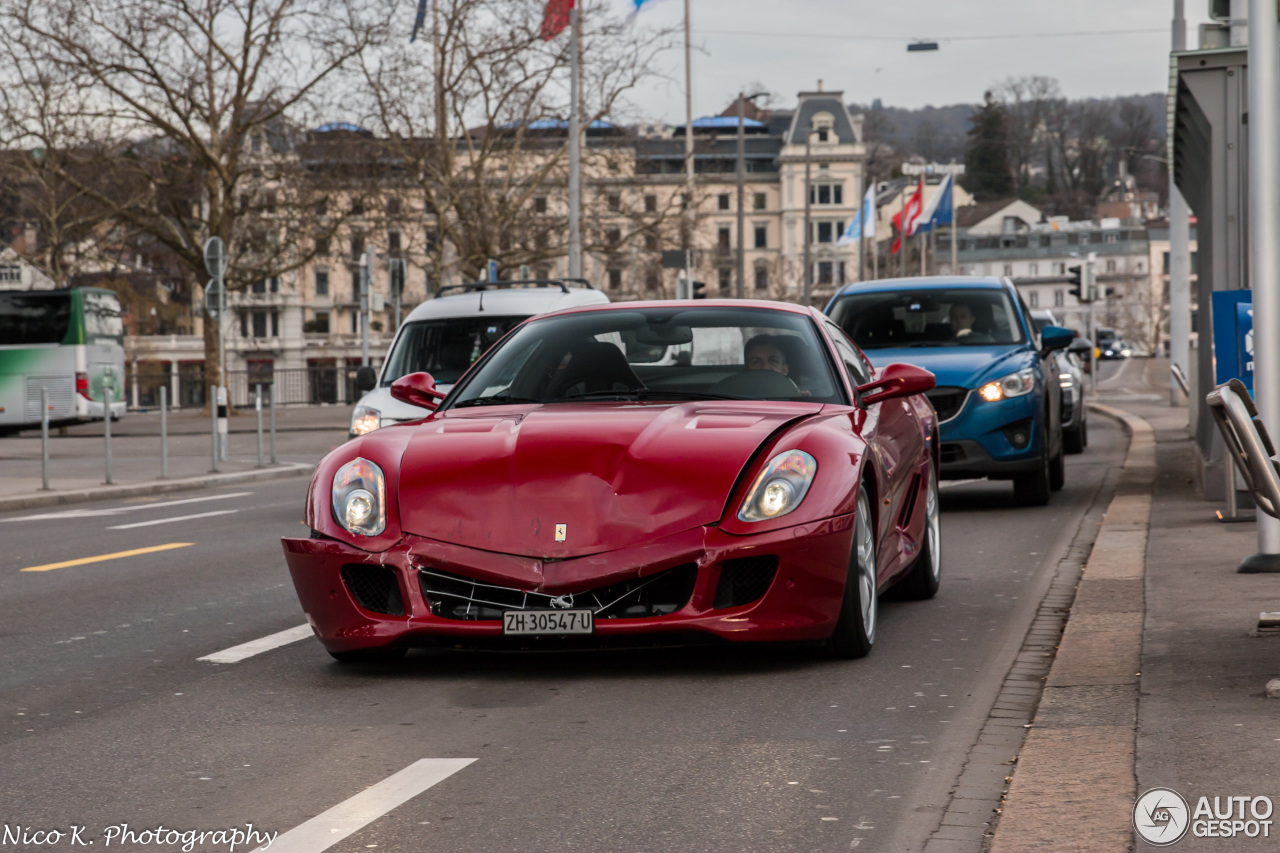 Ferrari 599 GTB Fiorano HGTE  27 January 2016  Autogespot