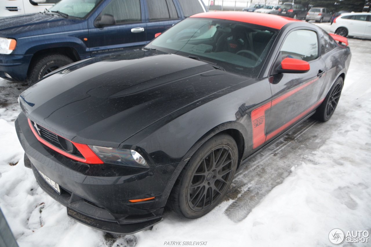 ford mustang boss 302 laguna seca 2012 27 january 2016 autogespot. Black Bedroom Furniture Sets. Home Design Ideas