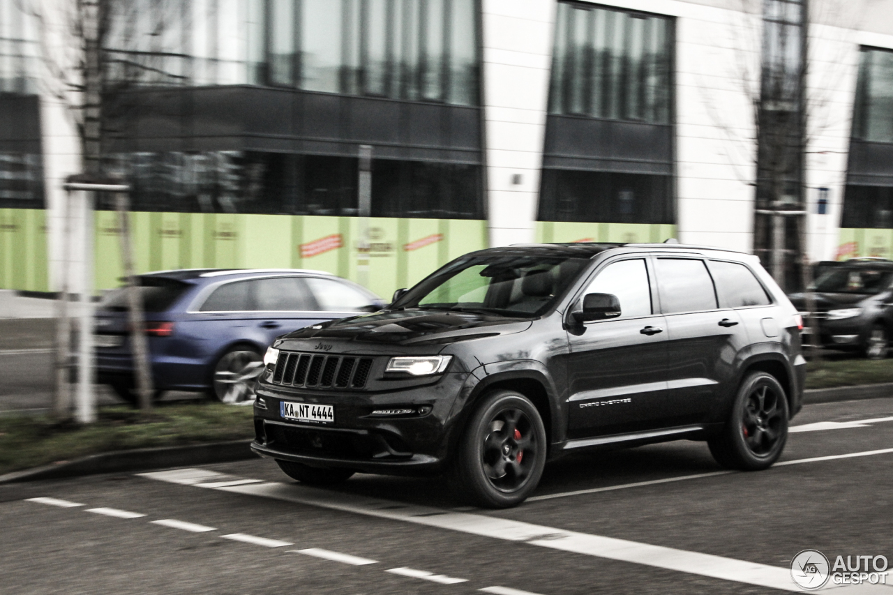 Jeep Grand Cherokee SRT-8 2013 1