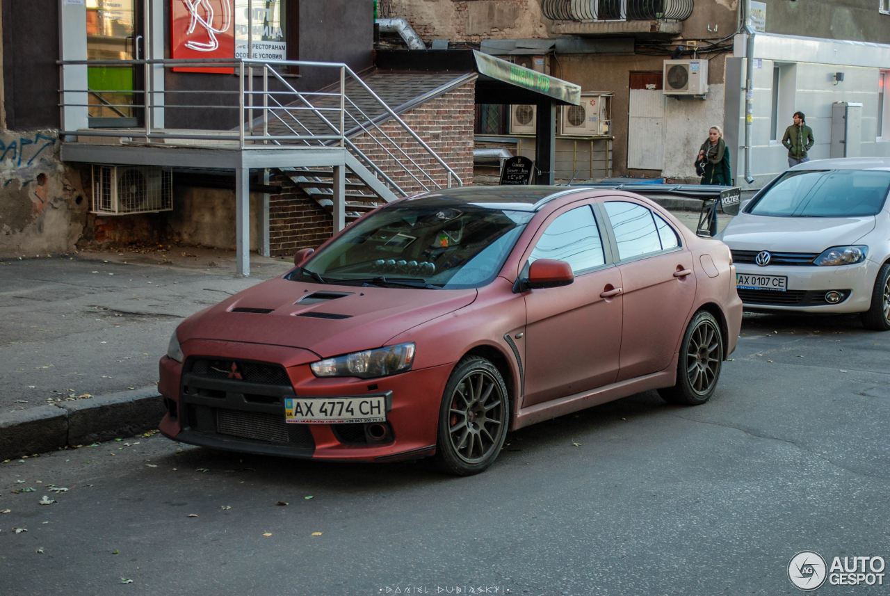 mitsubishi lancer evolution x 27 january 2016 autogespot. Black Bedroom Furniture Sets. Home Design Ideas