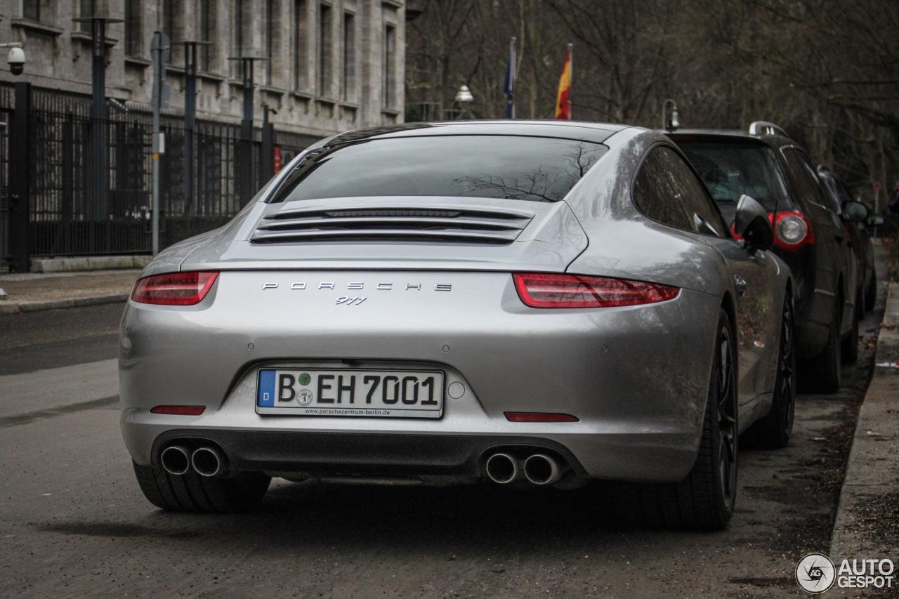 Porsche 991 Carrera S 1