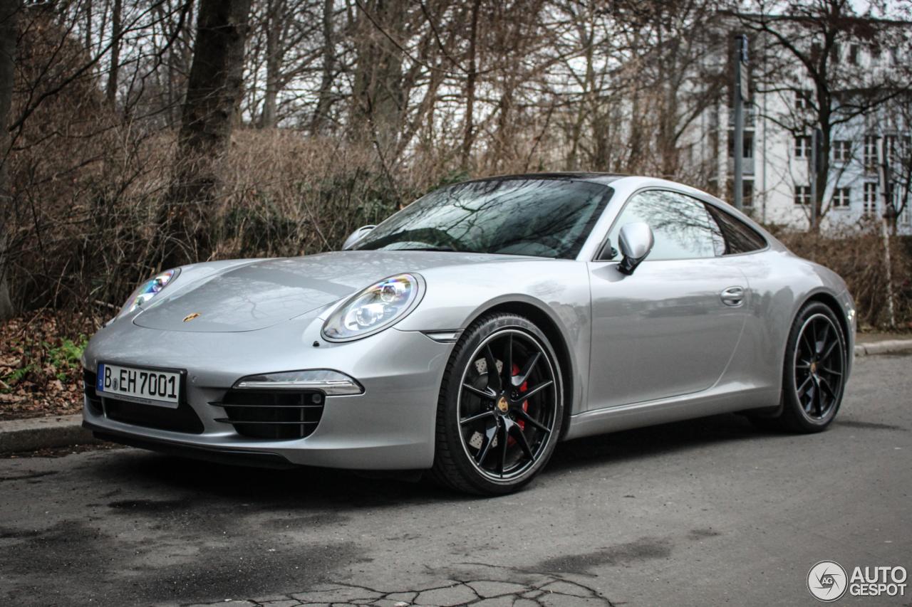 Porsche 991 Carrera S 2