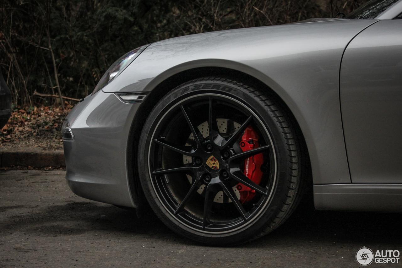 Porsche 991 Carrera S 4